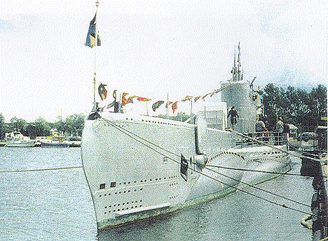 институт подводных лодок